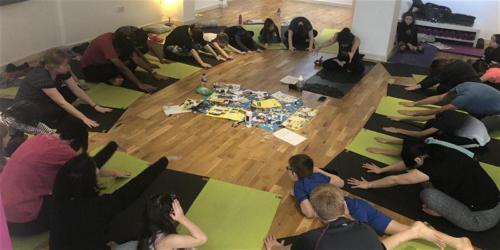 January Family Yoga